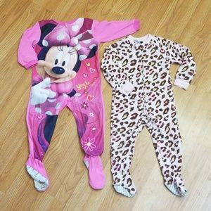 Pink Pajamas Set